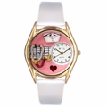 Nurse Red Watch Classic Gold Style C 0610030