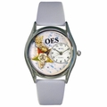 Order of the Eastern Star Watch Classic Silver Style S 0710008