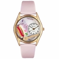 Pastries Watch Classic Gold Style C 0310009