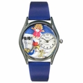 Pediatrician Watch Classic Silver Style S 0610017