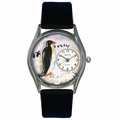 Penguin Watch Classic Silver Style S 0140010