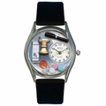 Pharmacist Watch Classic Silver Style S 0610005