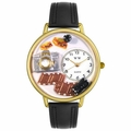 Photographer Watch in Gold or Silver Unisex G 0610012