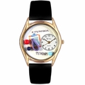 Physical Therapist Watch Classic Gold Style C 0610006