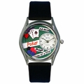 Poker Watch Classic Silver Style S 0430003