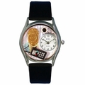 Police Officer Watch Classic Silver Style S 0620013