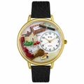 Realtor Watch in Gold or Silver Unisex G 0610006