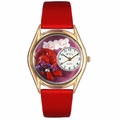 Red Hat Watch Classic Gold Style C 0460001