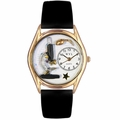 Science Teacher Watch Classic Gold Style C 0640013