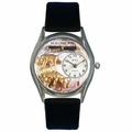 Stock Broker Watch Classic Silver Style S 0620015