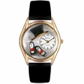 Tap Dancing Watch Classic Gold Style C 0510009