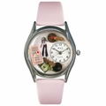 Teen Girl Watch Classic Silver Style S 0420004