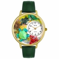 Turtles Watch in Gold or Silver Unisex G 0140003