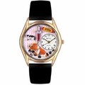 Veterinarian Watch Classic Gold Style C 0130013