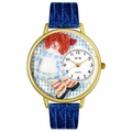 Vintage Raggedy Ann Watch in Gold or Silver Unisex G 0220004