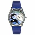 Whales Watch Classic Silver Style S 0140001