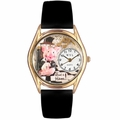 What a Ham Pig Watch Classic Gold Style C 0420011