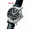 Ingersoll IN1817BK Coolidge Mens Black Automatic Leather Watch