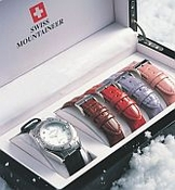 Ladies Leather Watches