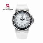 Unisex Discount Swiss Sport Watch White