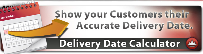 Real-Time Delivery Date Calculator
