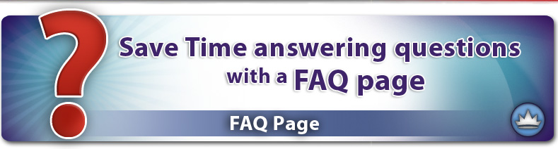 FAQ Page for Yahoo! Stores