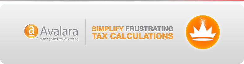 Avalara Sales Tax Calculations