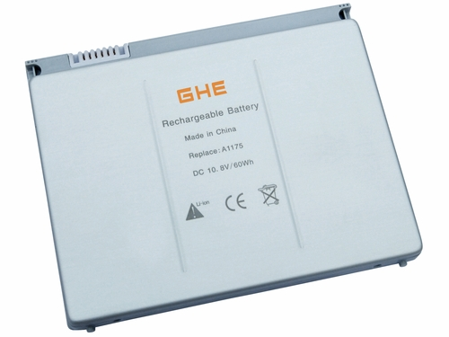 New GHU Battery For A1175 Apple Macbook Pro Battery for Apple MacBook Pro 15