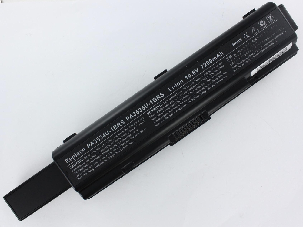 New GHU Battery 9 cell PA3535U-1BAS for Toshiba Satellite Pro L300 L300d