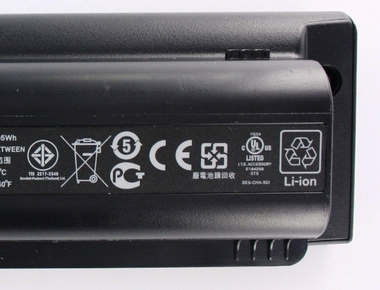 12-Cell HP/Compaq Pavilion DV6 Extended Life Laptop Battery HSTNN-IB79