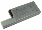 New GHU 9 Cell Battery 312-0394 for Dell D820  7800 mAh