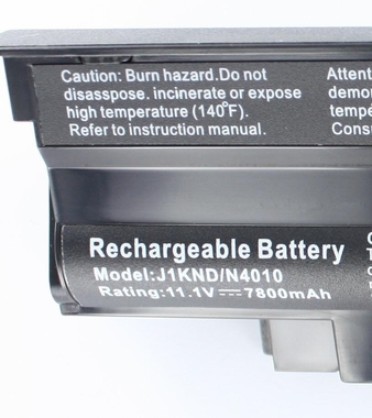 New GHU Battery For 9 cell 7200 mAH for Dell inspiron N5010 14R 15R 17R Series - J1KND