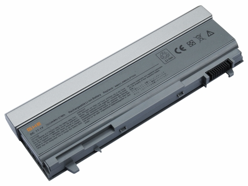 New GHU Battery 9 cell Li-ion battery for Dell inspiron 1501, 6400