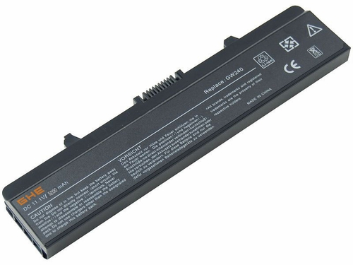 New K450N 56Wh 6-Cell 5200 Mah DELL Laptop Battery for Dell Inspiron 1440, Inspiron 1750 Laptop