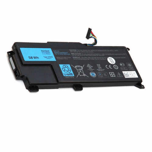 GHU Battery For Dell XPS 14z L412z 58Wh 6-Cell Laptop Battery V79Y0