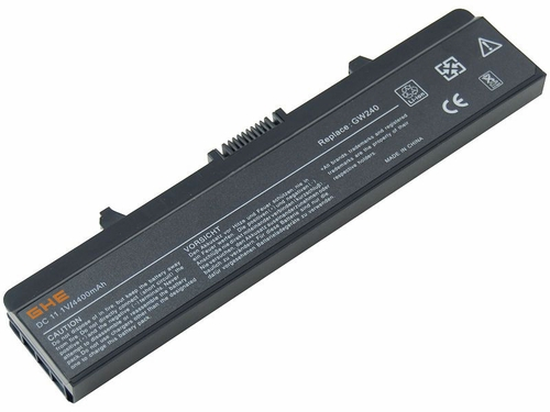 GHU Battery For Dell Inspiron 1525 1526 1545 1750 Laptop Battery K450N G558N