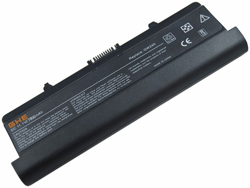 New GHU Battery For Dell 0GW252 Primary 9-CELL Battery For Dell Inspiron 1525 Notebook