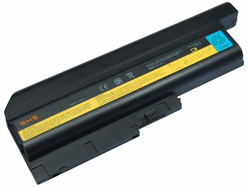 New GHU 40Y6799 Battery For Lenovo Thinkpad T60 Battery - T61 Lenovo 9 Cell Battery