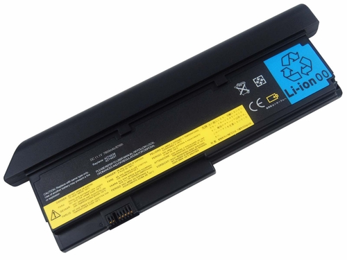 New GHU Battery For Lenovo ThinkPad X200 X201 9 cell laptop battery 43R9255 47++