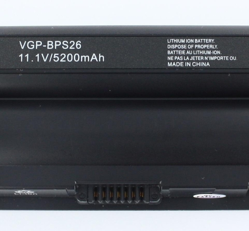 Sony BPS26 Lithium-ion Laptop Battery for Sony