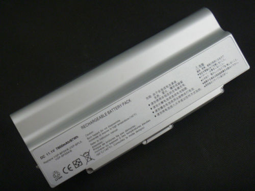 9-cell  Sony VGP-BPS9 Battery 5200Mah