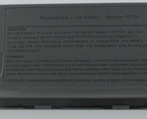 New GHU 0gd785 KD491 Dell LI-ION Battery For Dell Latitude D620, D630 Notebook