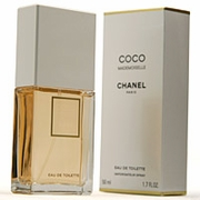 (Chanel) COCO MADEMOISELLE EDT Spray 3.4oz (W)