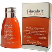 (Christian Dior) FAHRENHEIT Face System After Shave 3.4oz (M)
