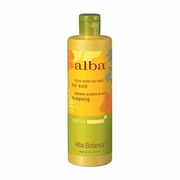 Alba Botanica Cocoa Butter Dry-Repair Hair Wash Shampoo 12oz