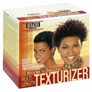 African Pride Multi-Length Texturizer Kit