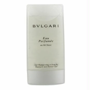 (Bvlgari) AU THE BLANC Shower Gel 2.5oz (U) (3ea)