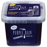 Ampro Purple Rain Styling Gel - Mega Hold 3LB