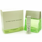 (Alfred Sung) PARADISE EDT Spray 3.3oz with Mini 0.15oz (W)