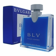 (Bvlgari) BLV POUR HOMME After Shave Emulsion 3.4oz (M)
